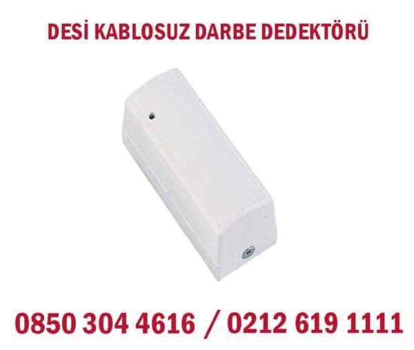 darbe 600x507 - Desi Kablosuz Darbe Dedektörü