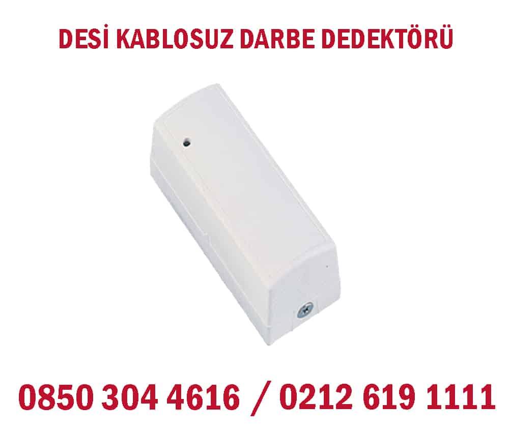 darbe - Desi Kablosuz Darbe Dedektörü