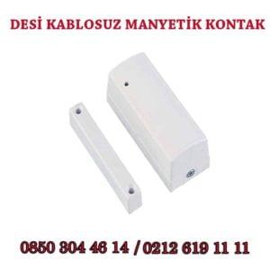 desi kablosuz manyetik kontakr 300x300 - Desi Kablosuz Manyetik Kontak