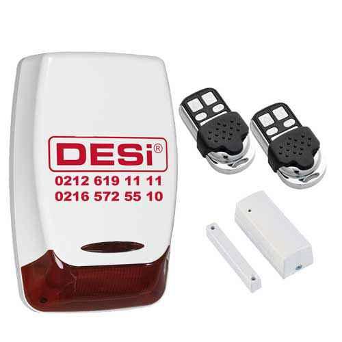desi midline alarm sistemi 1 - Desi Midline Alarm