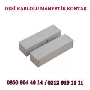 kablolu manyetik kontak 300x300 - Desi Kablolu Manyetik Kontak