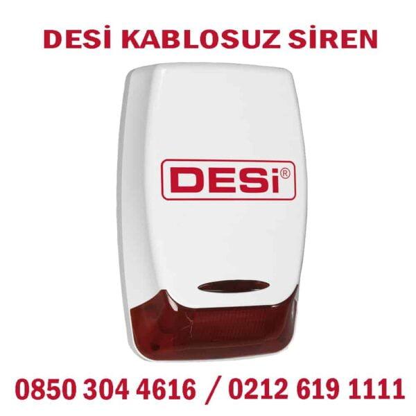 kablosuz siren 600x600 - Desi Kablosuz Siren