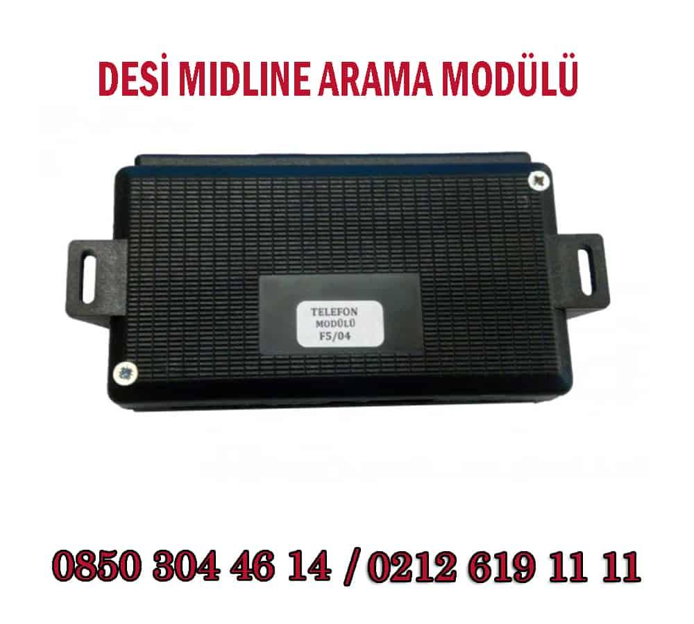 midline arama modul - Desi midline Telefon Arama Modülü