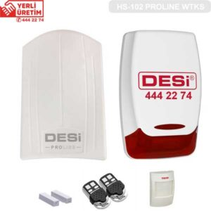 Desi Proline Wtks Hs-102 Alarm