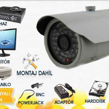 1 kameralı sistem