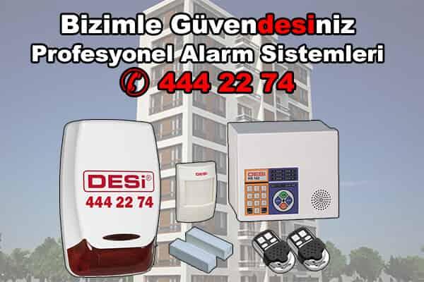 alarm sistemleri ile guven icinde - Alarm Sistemleri