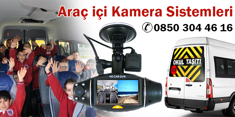 Araç kamera sistemleri