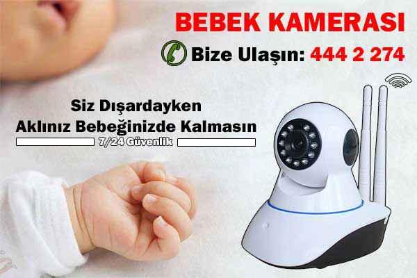 Bebek İzleme Kameraları