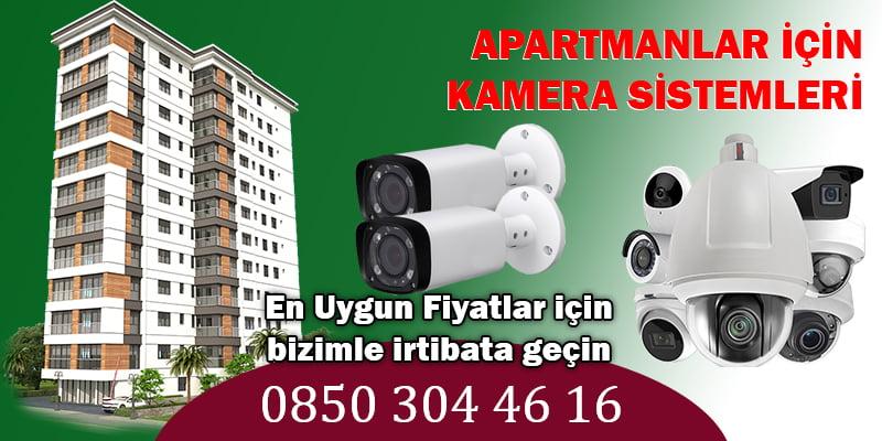 Güvenlik kamera Desi alarm