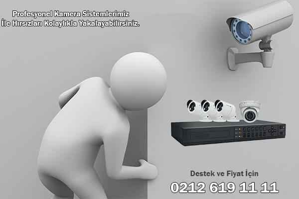 Kamera Sistemleri AHD Kamera Sistemi