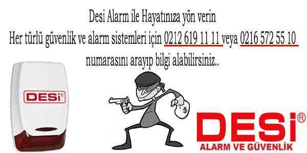 Desi Alarm Esenler güvenlik kamera