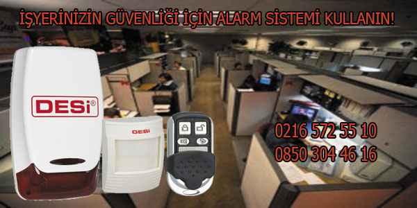 pendik alarm guvenlik - Desi Alarm Pendik