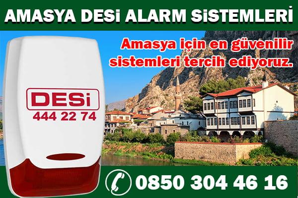 amasya alarm sistemleri - Desi Alarm Amasya