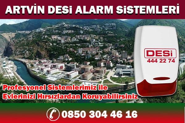 artvin guvenlik sistemleri - Desi Alarm Artvin