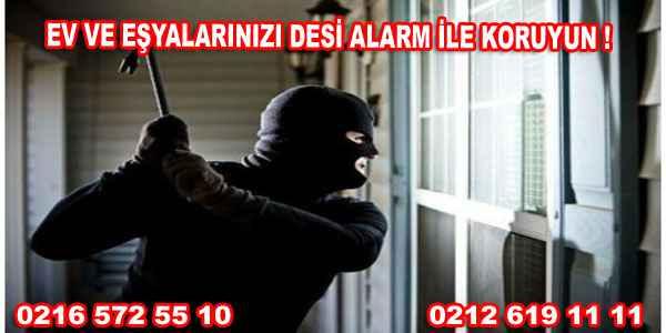 Hırsız alarm sistemi - HIRSIZ ALARM SİSTEMİ