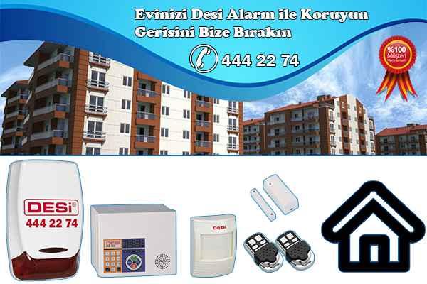 akilli alarm ev guvenlik icin - Akıllı Alarm Sistemleri
