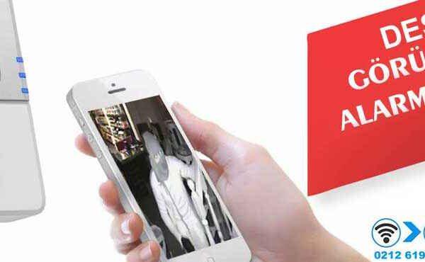 desi goruntulu alarm sistemi 600x370 - Akıllı Telefonunuzdan yönetilen bir Akıllı Güvenlik Sistemi sizi bir Akıllı Ev Sahibi yapmaktadır.