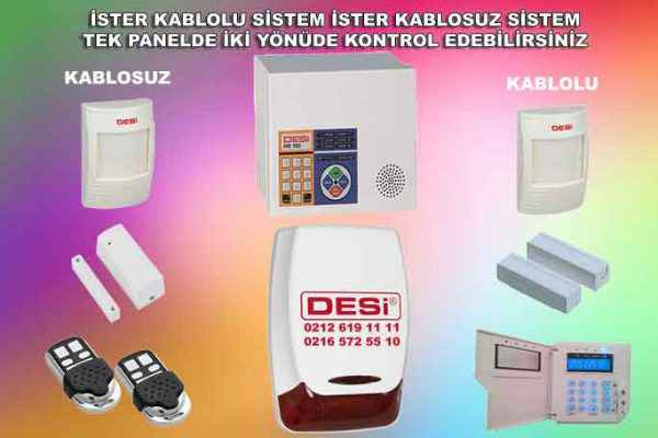 hibrit alarm sistemi 600x400 - HİBRİT ALARM SİSTEMİ