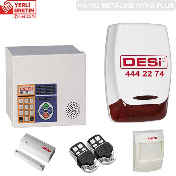 Desi Hs-102 WTKS Metaline Plus
