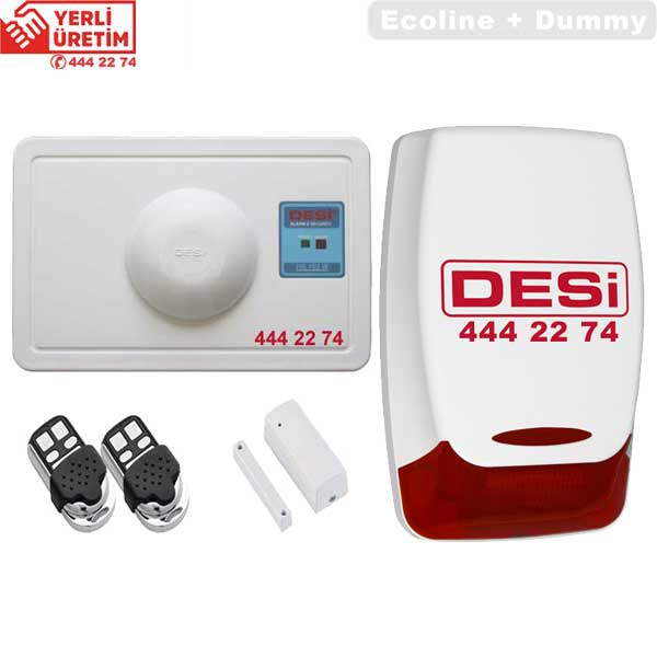 Ecoline Ve Dummy Siren