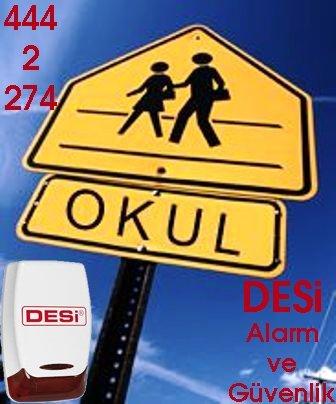 desi okul alarm sistemi - Okullar İçin Hırsız Alarm Sistemleri