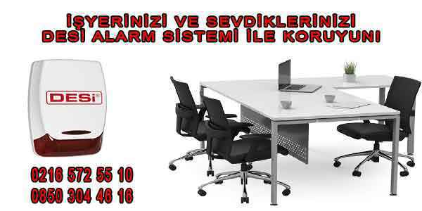 atasehir alarm kamera sistemleri - Desi Alarm Ataşehir