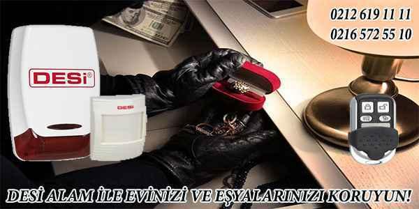 guvenilir ev isyeri alarm sistemleri - Desi Alarm Ev İşyeri Sistemleri Fiyatları