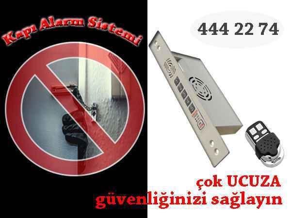 kapi alarm sistemi - Kapı Alarm Sistemleri ile Güvendesiniz