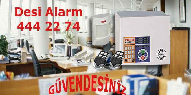 desi ile guvendesiniz - Alarm sistemlerinin kalite ve fiyat kıyaslaması