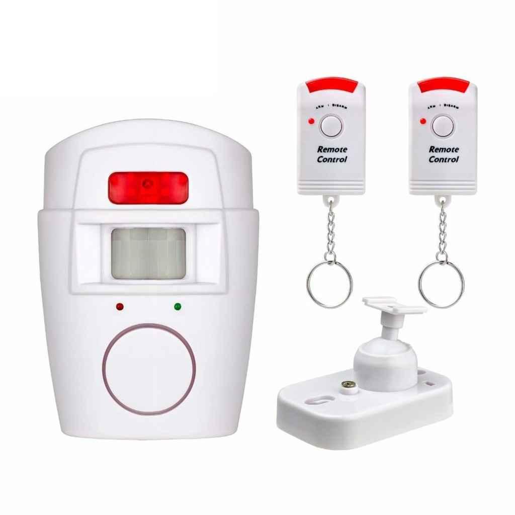 Hırsız Alarm Sistemleri 1 - Hırsız Alarm Sistemleri Nasıl Çalışır?