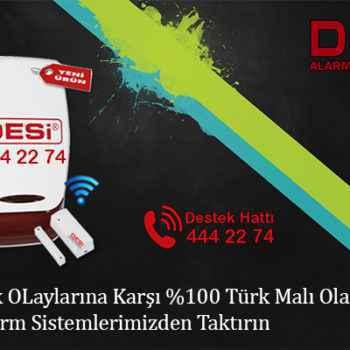 akilli alarm 350x350 - Akıllı Alarm Sistemleri Nedir? Özellikleri Nelerdir?