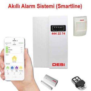 Smartline Akıllı Alarm Sistemi IOT Alarm