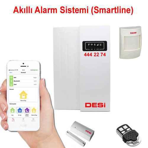 desi smartline alarm sistemi - Desi Alarm Kampanya