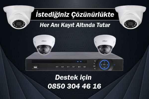 guvenlik alarm kamera secimi - Hangi güvenlik kamerası seçilmelidir?