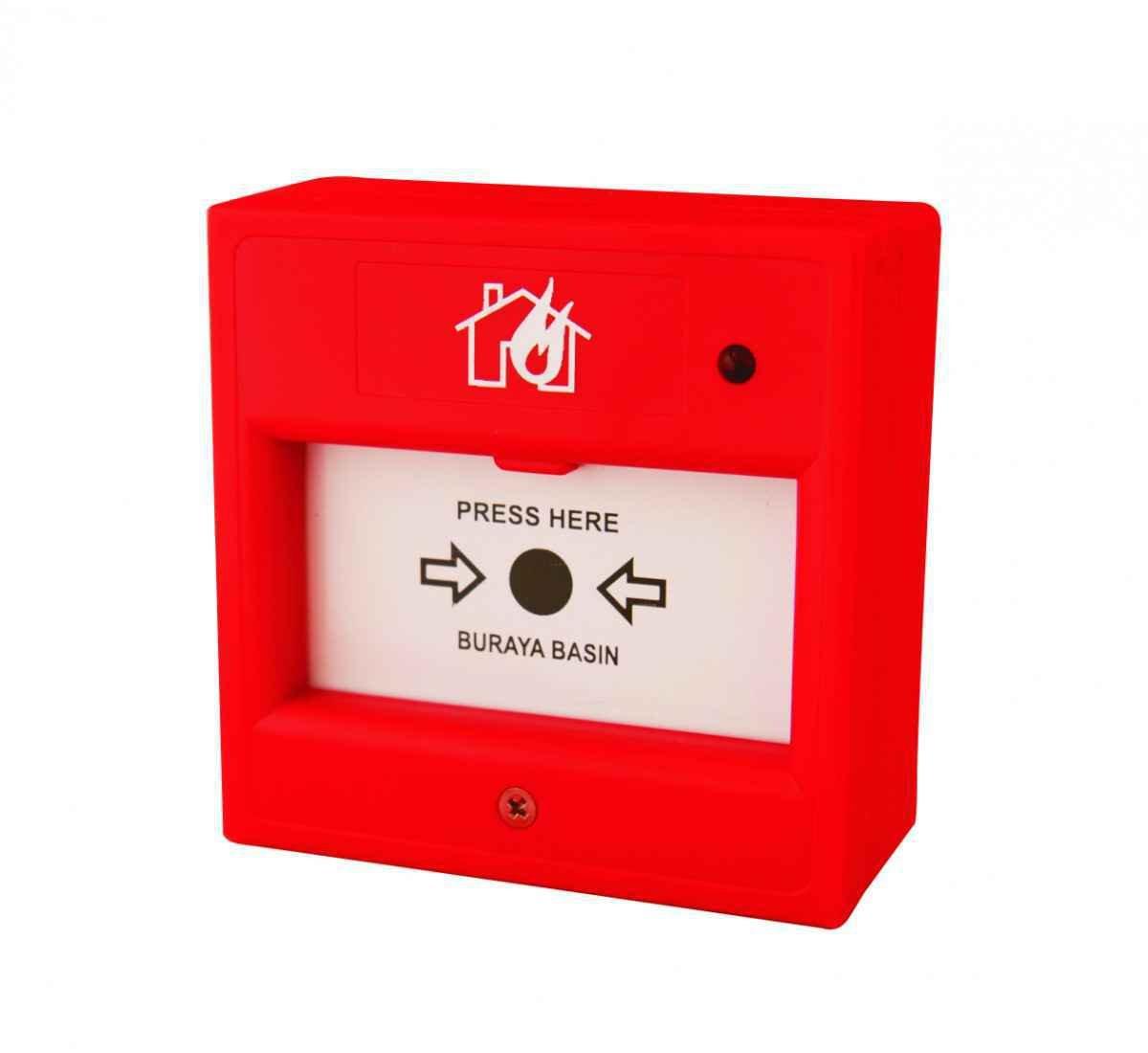 yangın alarm 1 - Yangın Alarm Sistemi Nedir?