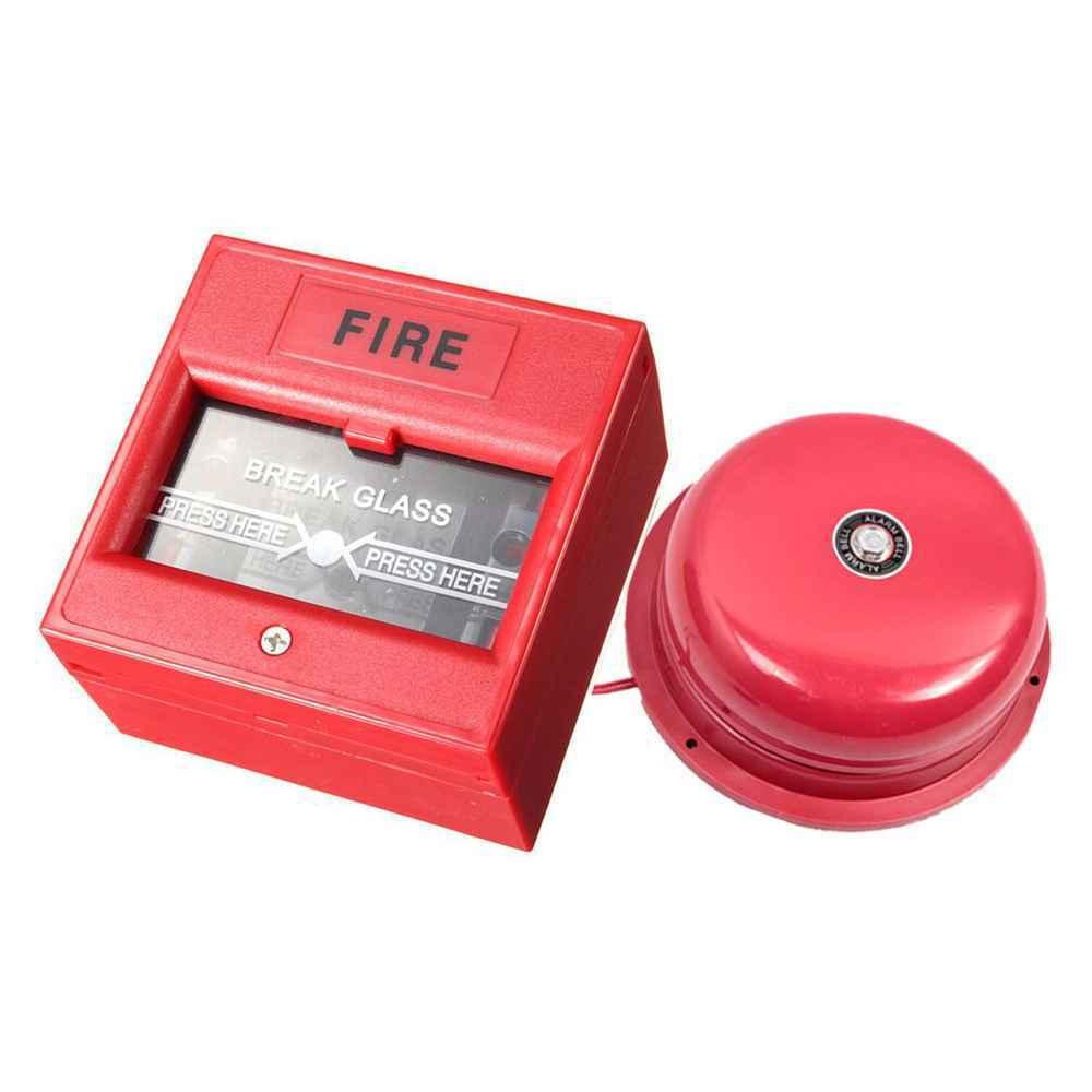 yangın alarm 2 - Yangın Alarm Sistemi Nedir?
