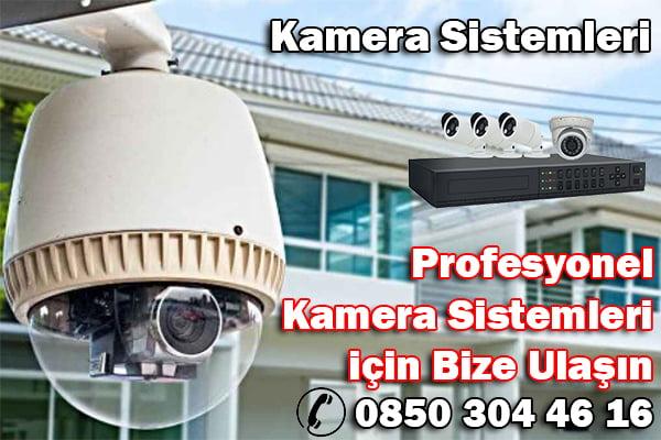 apartman icin kamera sistemleri - Apartman Kamera Sisteminde Tercih Edilebilecek Ürünler Hangileridir