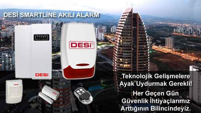 Desi Akilli Alarm Sistemleri