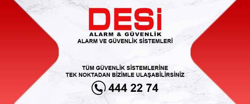 desi alarm guvenlik sistemleri - Desi Alarm