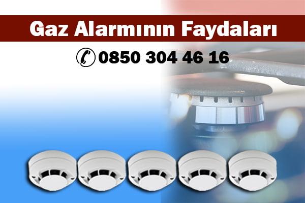 gaz alarm sistemleri - Gaz Alarmı Nedir? Nerelerde Kullanılır?