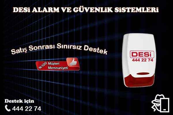 kablolu kablosuz desi - Desi Alarm