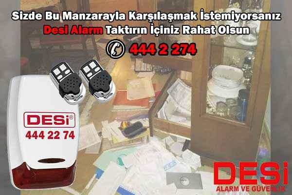 desi bahcesehir alarm - Desi Bahçeşehir Alarm