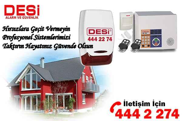 mustakil eve alarm kablosuz - Müstakil Evinize Alarm Seçerken Kablosuz Seçimi