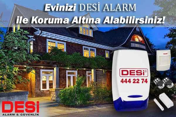 keypadli sifreli guvenlik alarmi - Keypadli Desi Alarm Sistemi