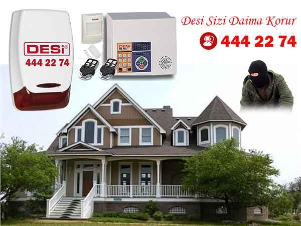 mustakil villa ev alarmi - Villa Alarm Sistemleri