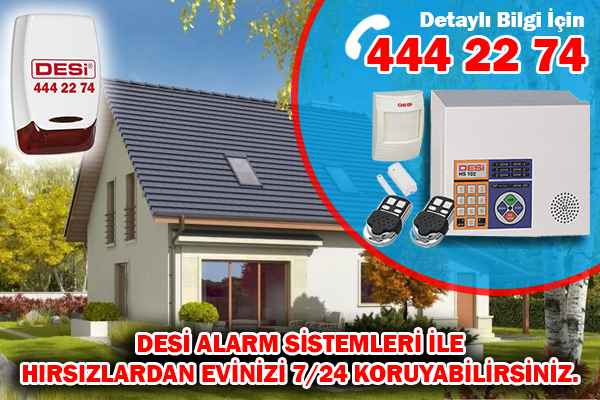 villa apartman daire alarm sistemi - Villa Alarm Sistemleri