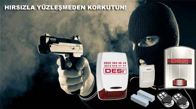 bagcilarda hirsizlara karsi desi alarm - Bağcılar'da Hırsız Varsa, Desi Alarm da Var!