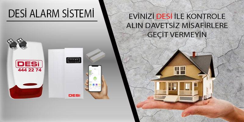 bakirkoy guvenlik alarmi - Bakırköy Desi Alarm Fiyatları!