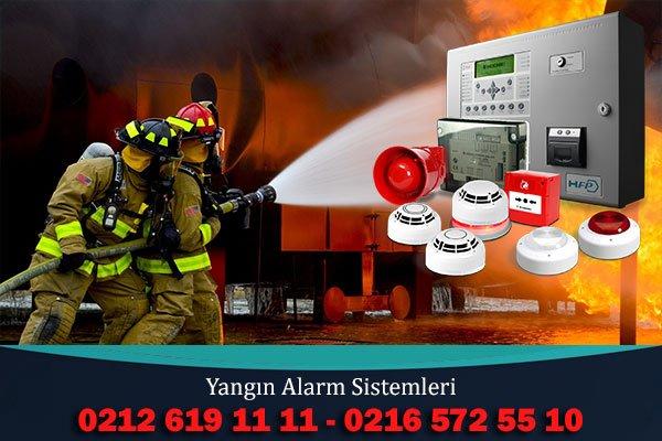 yangin algilama firmasi istanbul - Yangın Algılama Firması