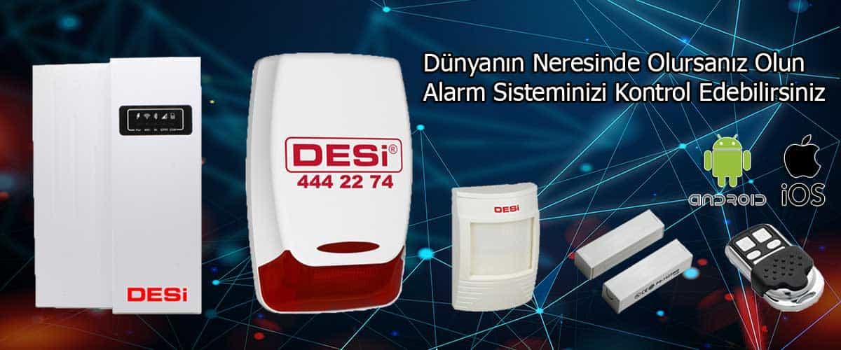 desi akilli alarm sistemi - Anasayfa